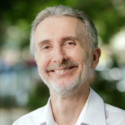Dr Mike Hamilton400