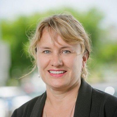 Doctor Sally Trenorden Cairns